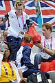 prince harry paralympics swimming spectator 51