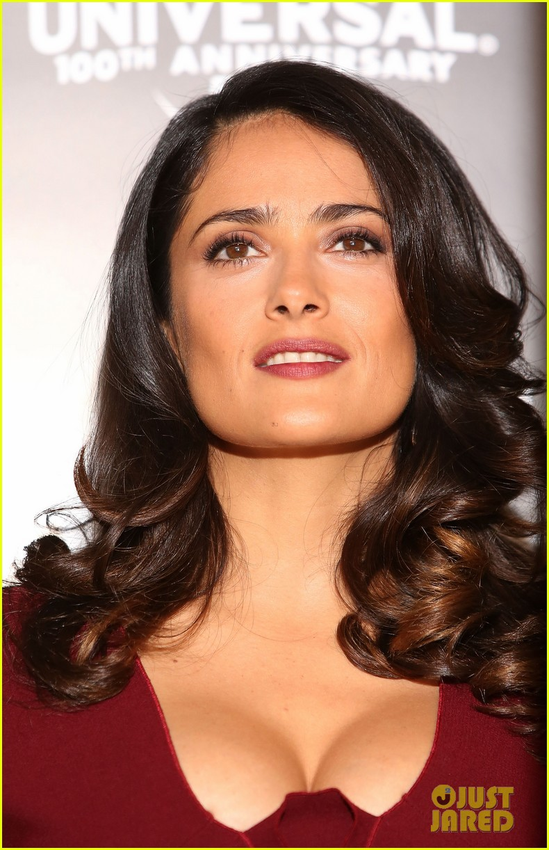 salma hayek savages photo call london 08