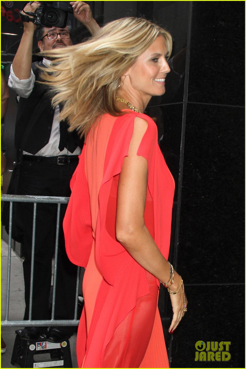 heidi klum christian siriano boutique opening 21