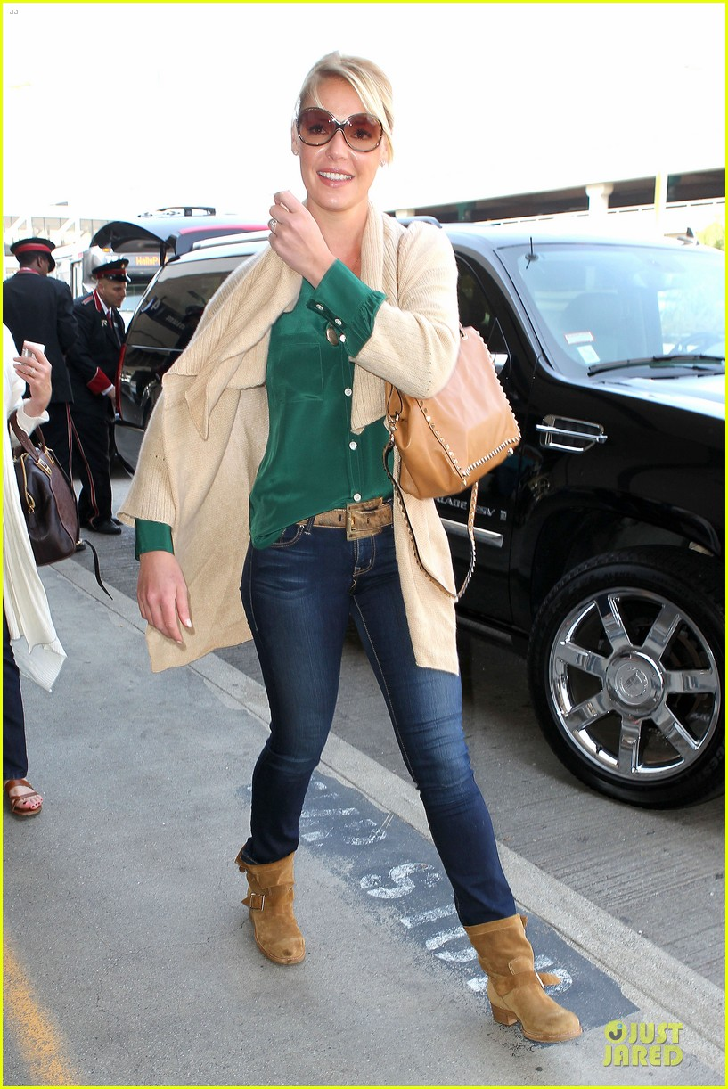 katherine heigl lax departure with mom 092718959