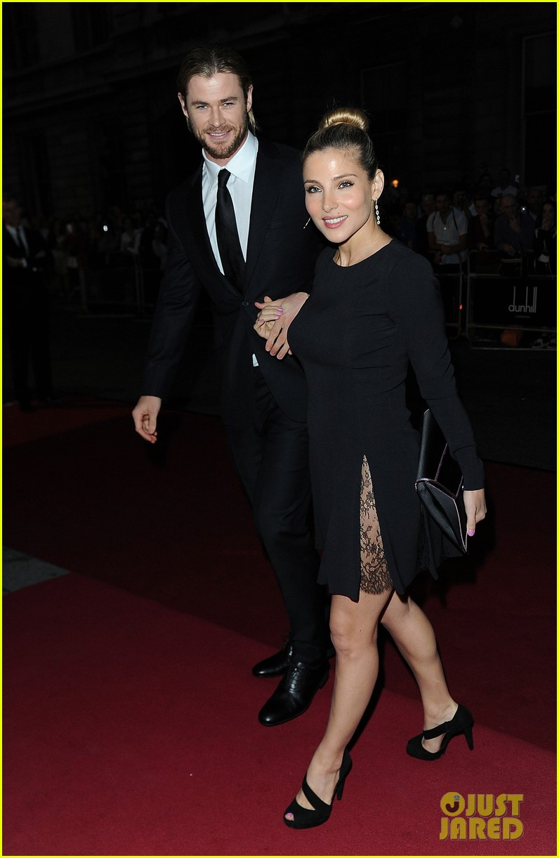 chris hemsworth elsa pataky gq men of the year awards 052714028