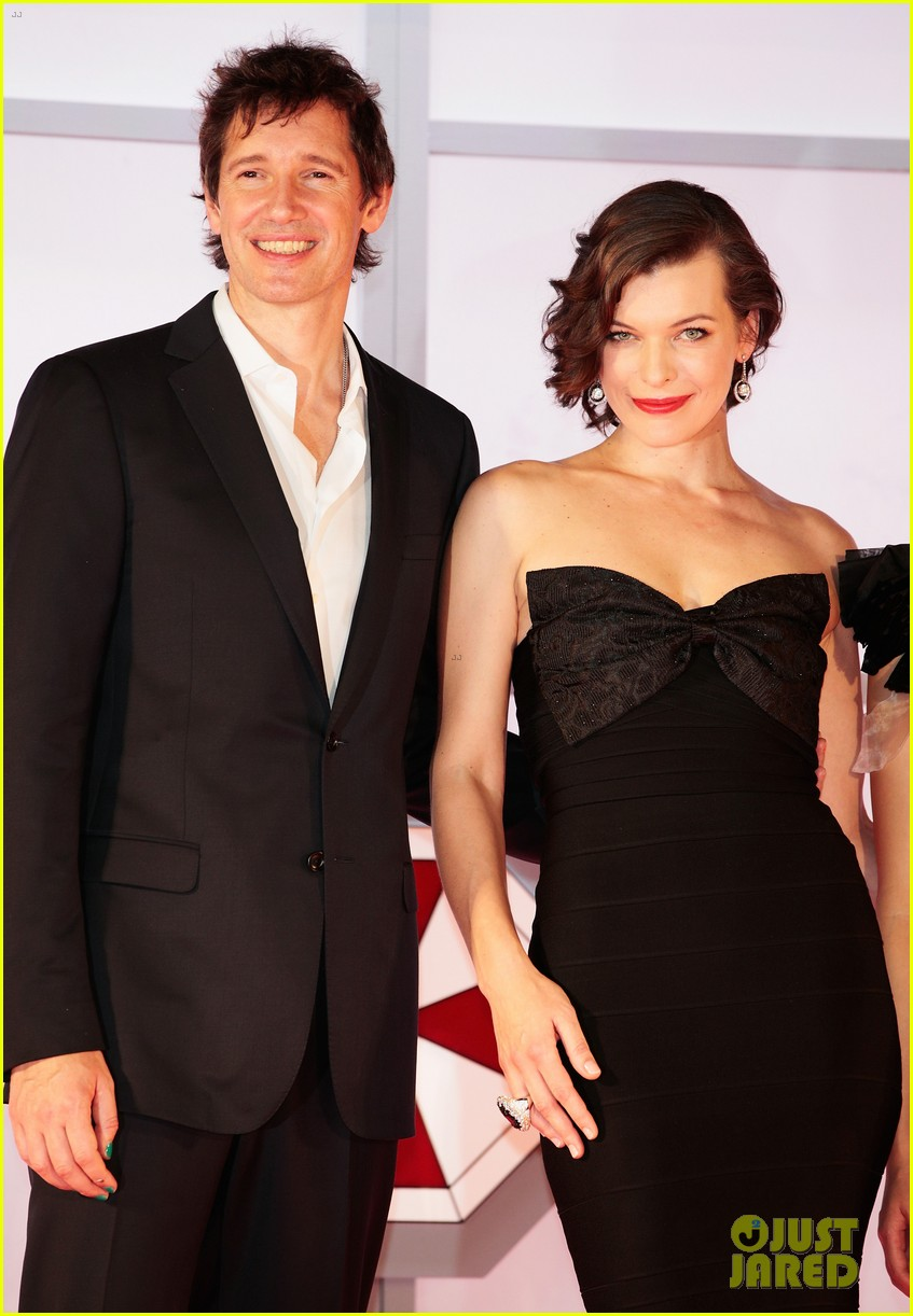 milla jovovich resident evil retribution japan premiere 232713424
