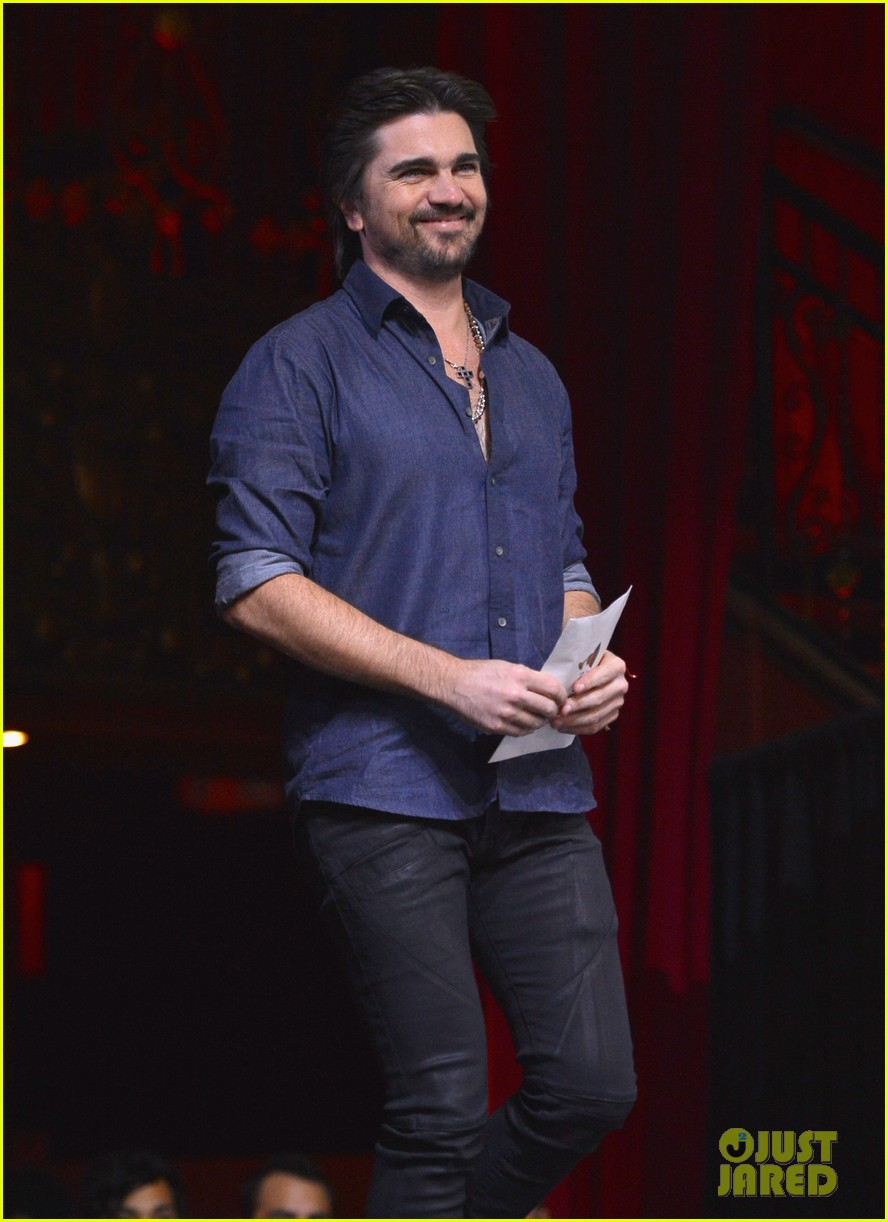 juanes latin grammys nominations announcement 04