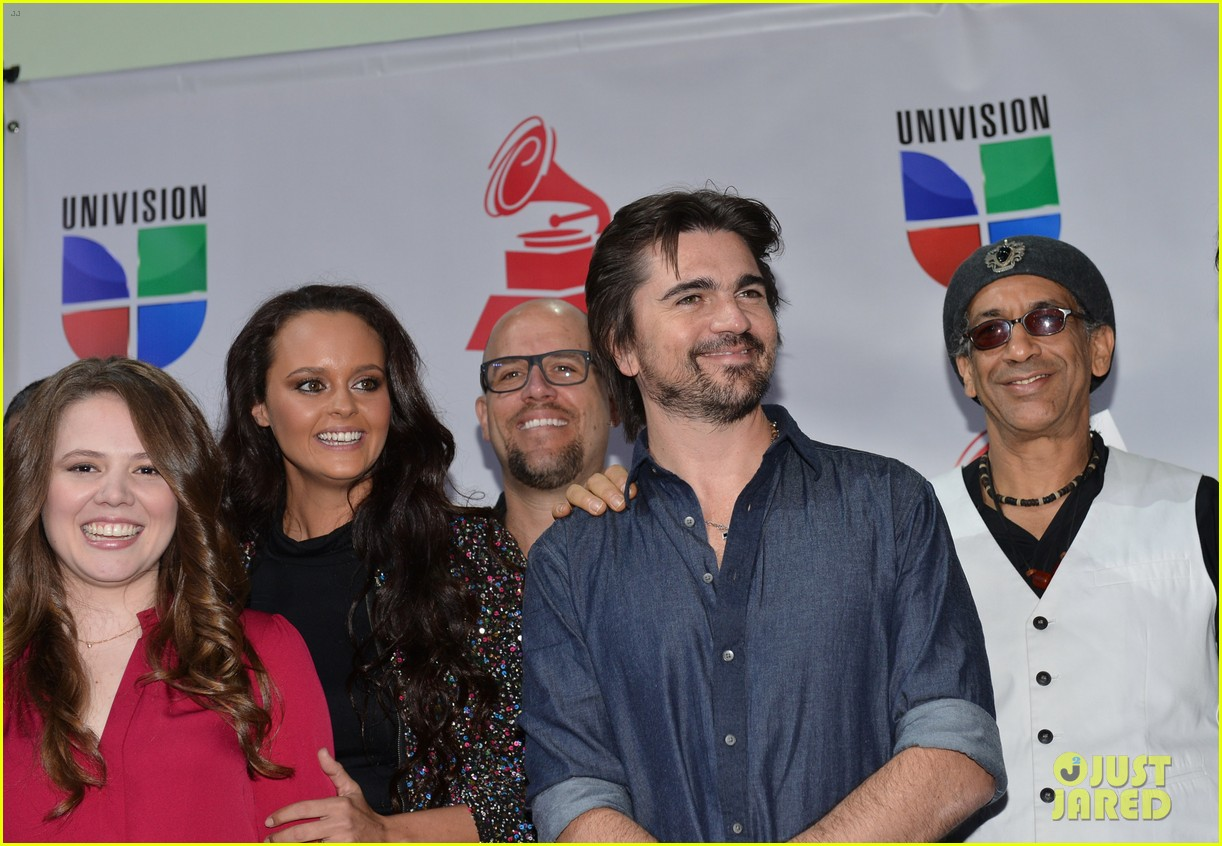 juanes latin grammys nominations announcement 15