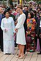 duchess kate prince william mosque visit 12