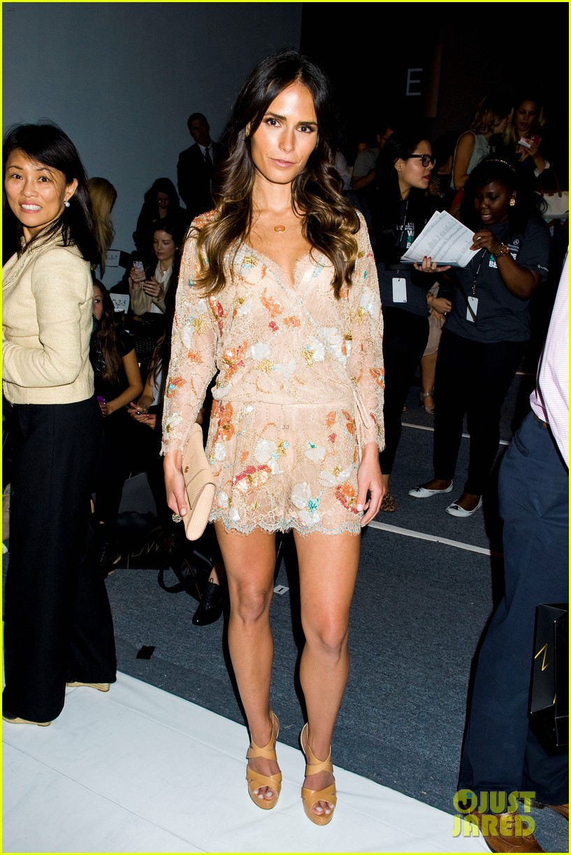 minka kelly jordana brewster fashion week shows 03