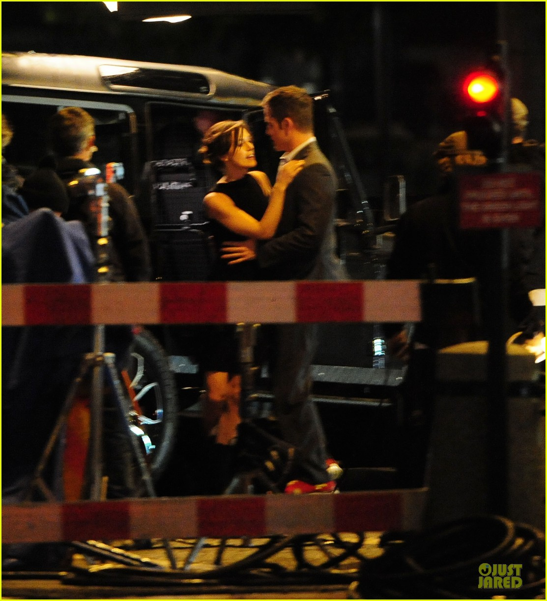 keira knightley chris pine jack ryan set 01