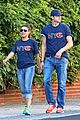 ashton kutcher mila kunis chicago bears couple 10