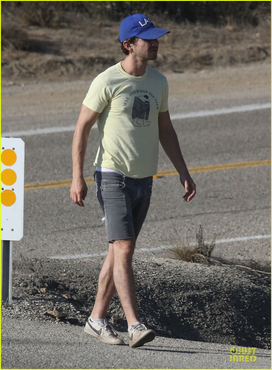 shia labeouf human gps in sherman oaks 13