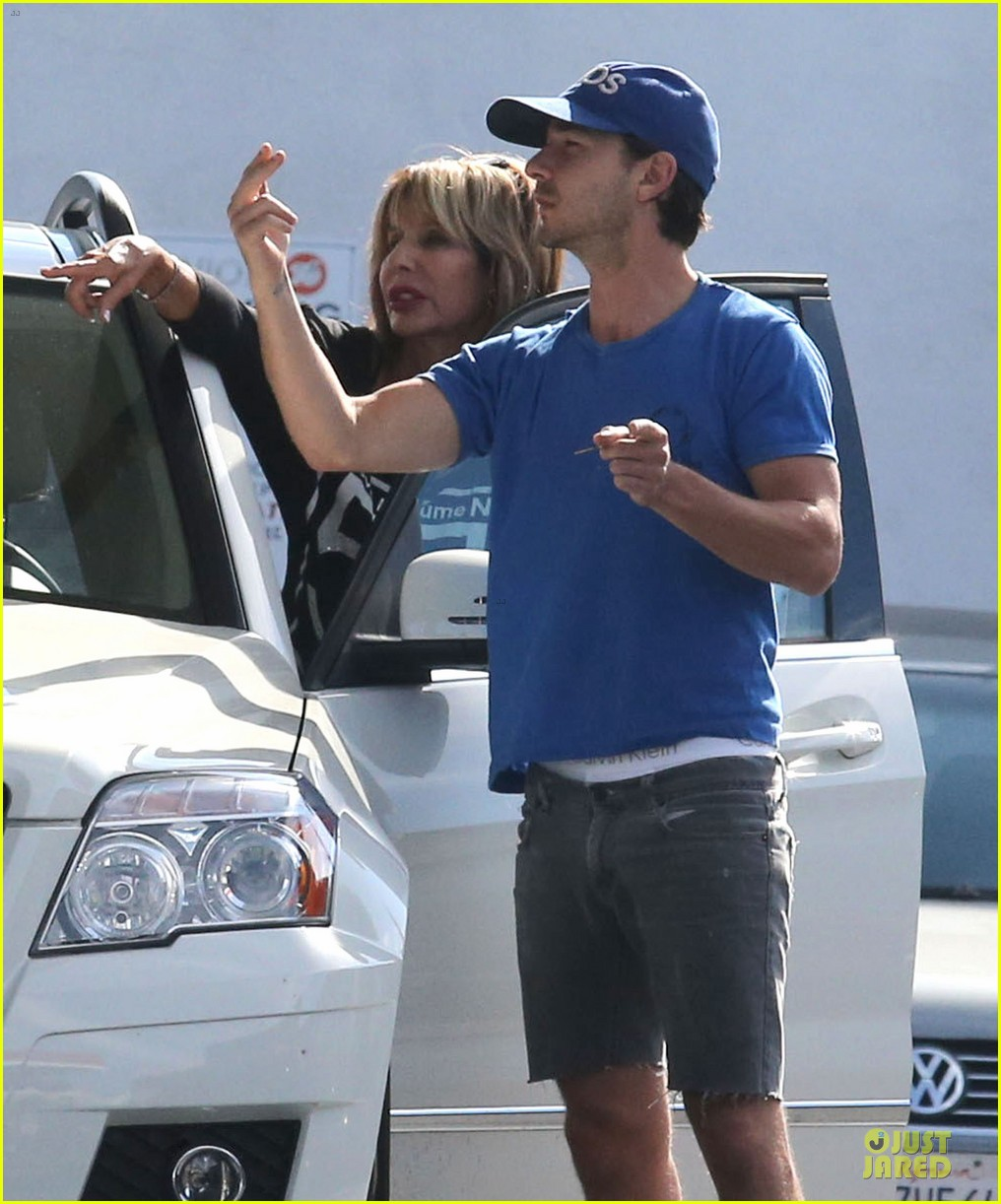 shia labeouf human gps in sherman oaks 21