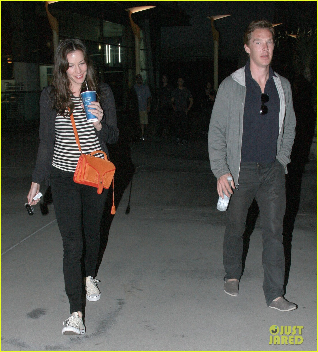 liv tyler benedict cumberbatch movie date 12
