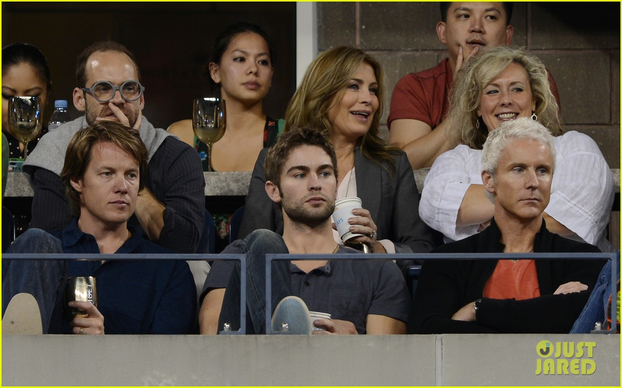 eva longoria chace crawford us open spectators 04