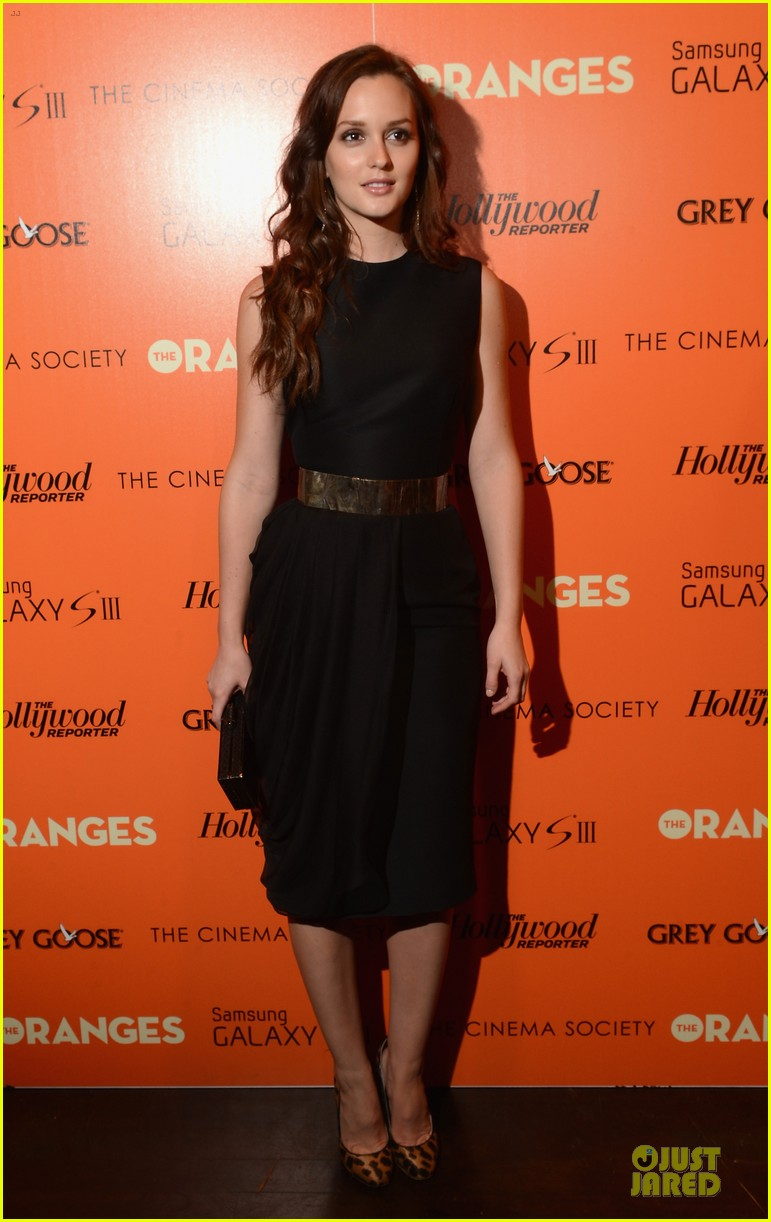 leighton meester the oranges screening 07