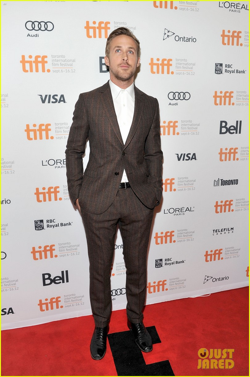 ryan gosling eva mendes place beyond the pines premiere at tiff 15