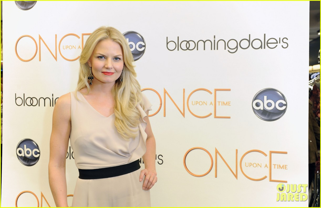 jennifer morrison bloomingdales once upon a time promo 072729797