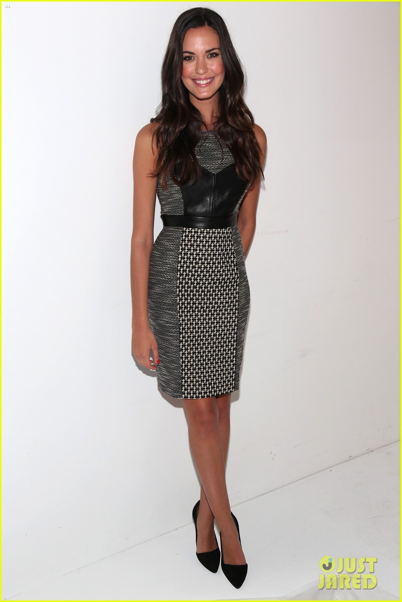 odette annable lauren conrad fashion week fierce 18
