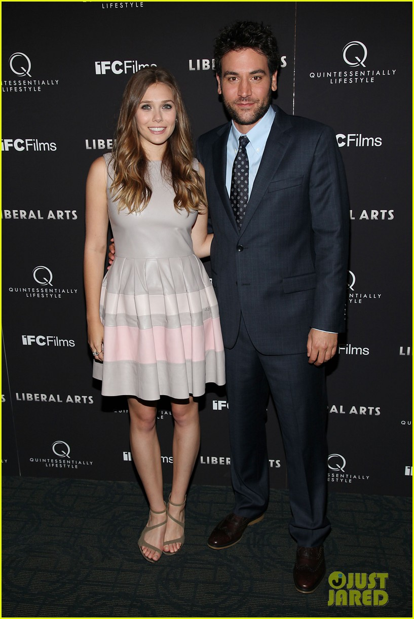 elizabeth olsen josh radnor liberal arts screening 03