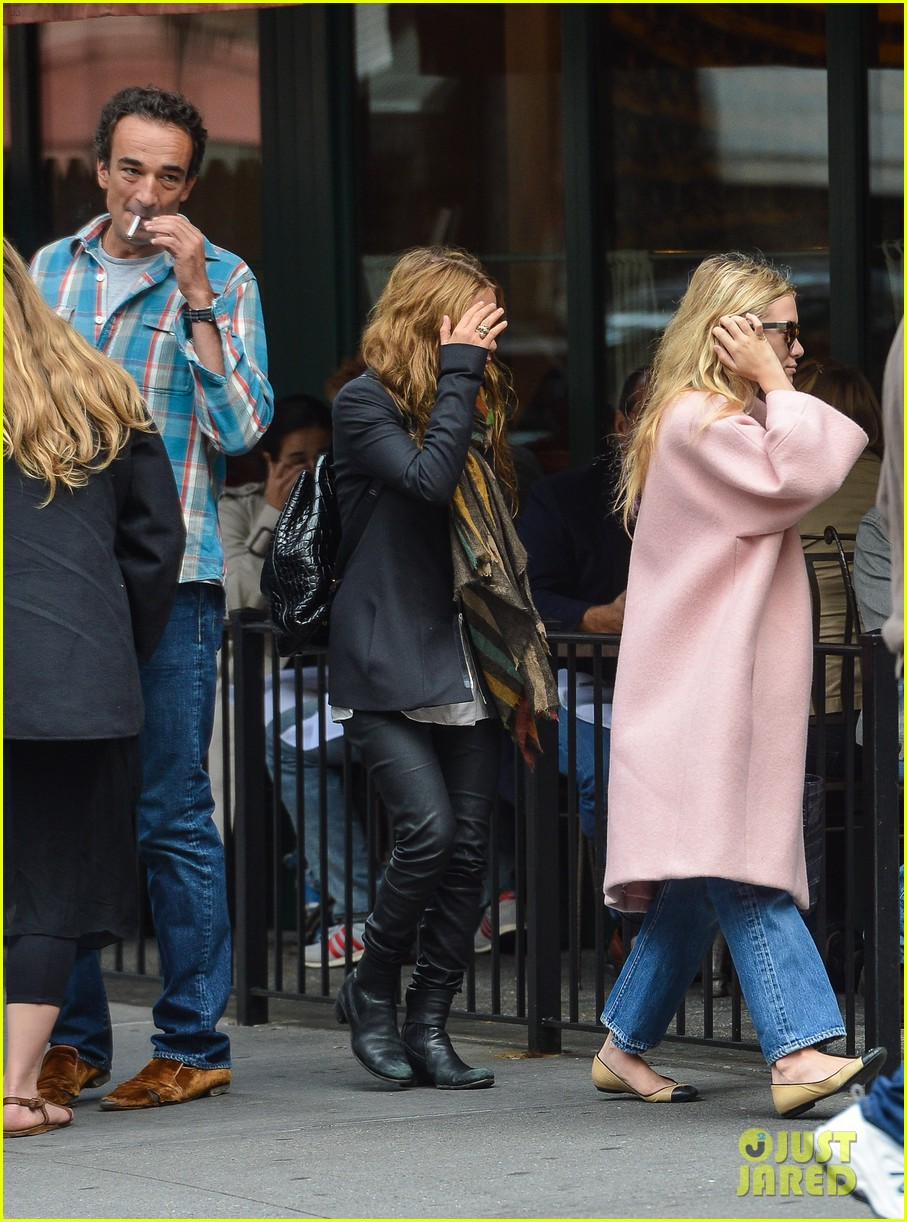 ashley mary kate olsen lunch with oliver sarkozy 07