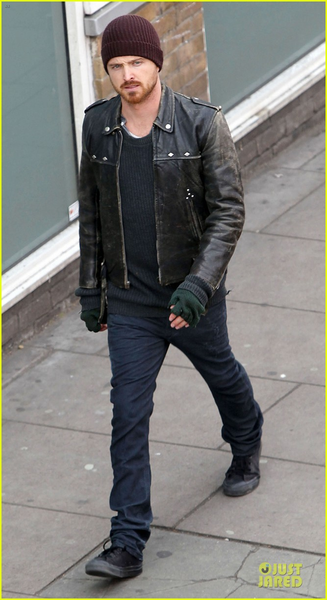 aaron paul a long way down filming 03