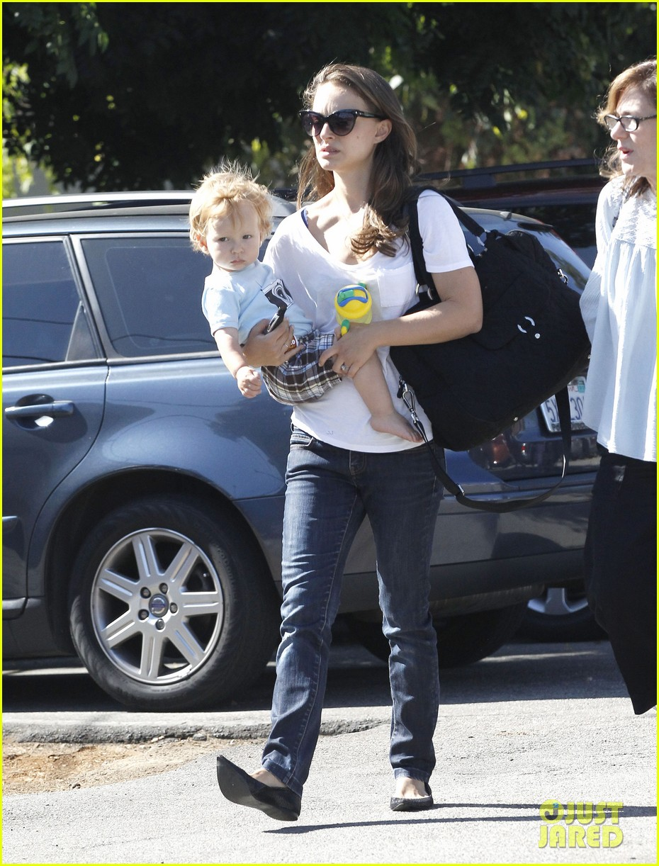 natalie portman quality time with aleph 01