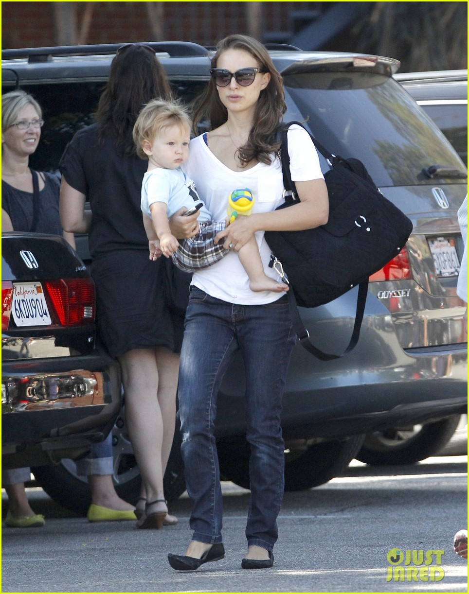 natalie portman quality time with aleph 03
