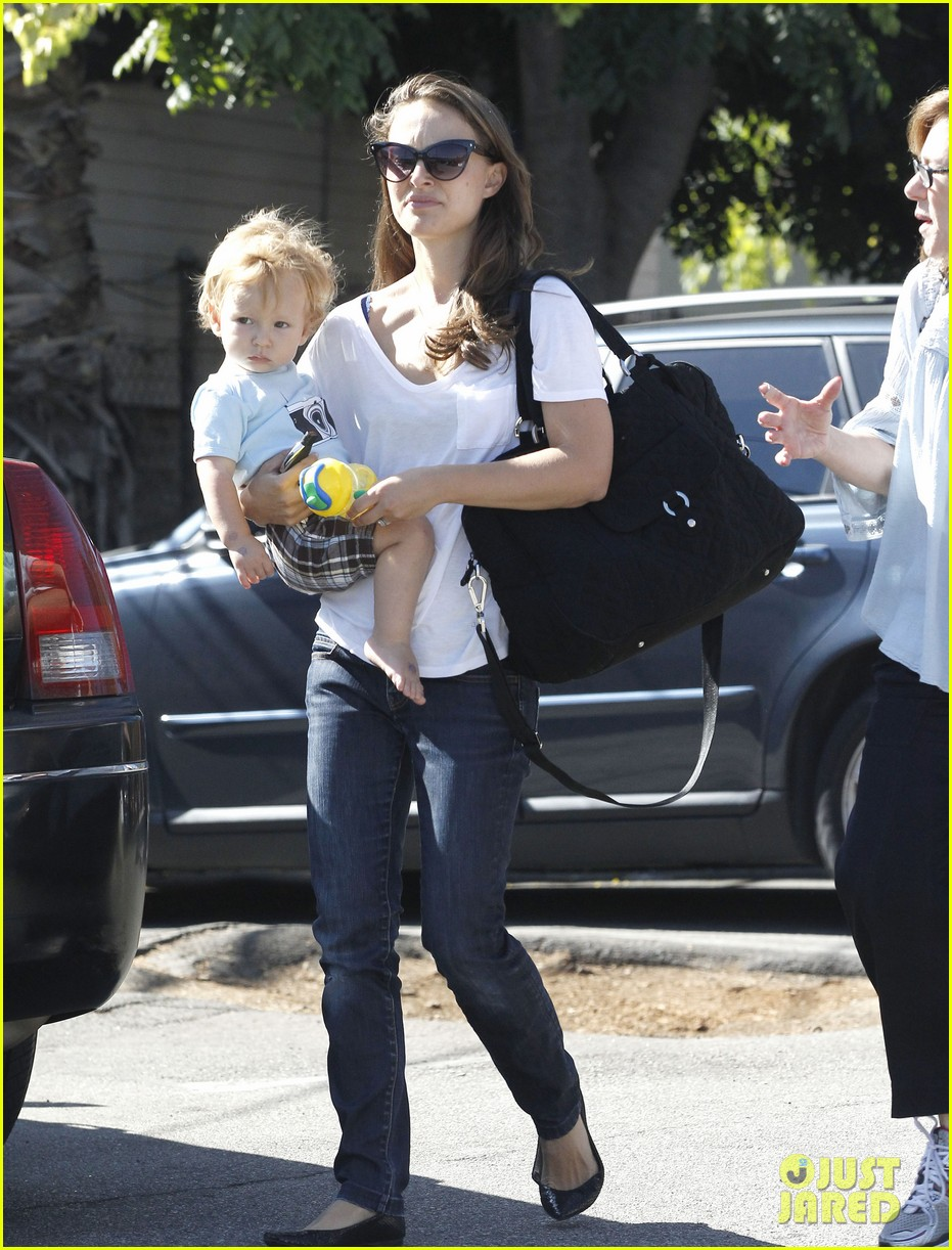 natalie portman quality time with aleph 04