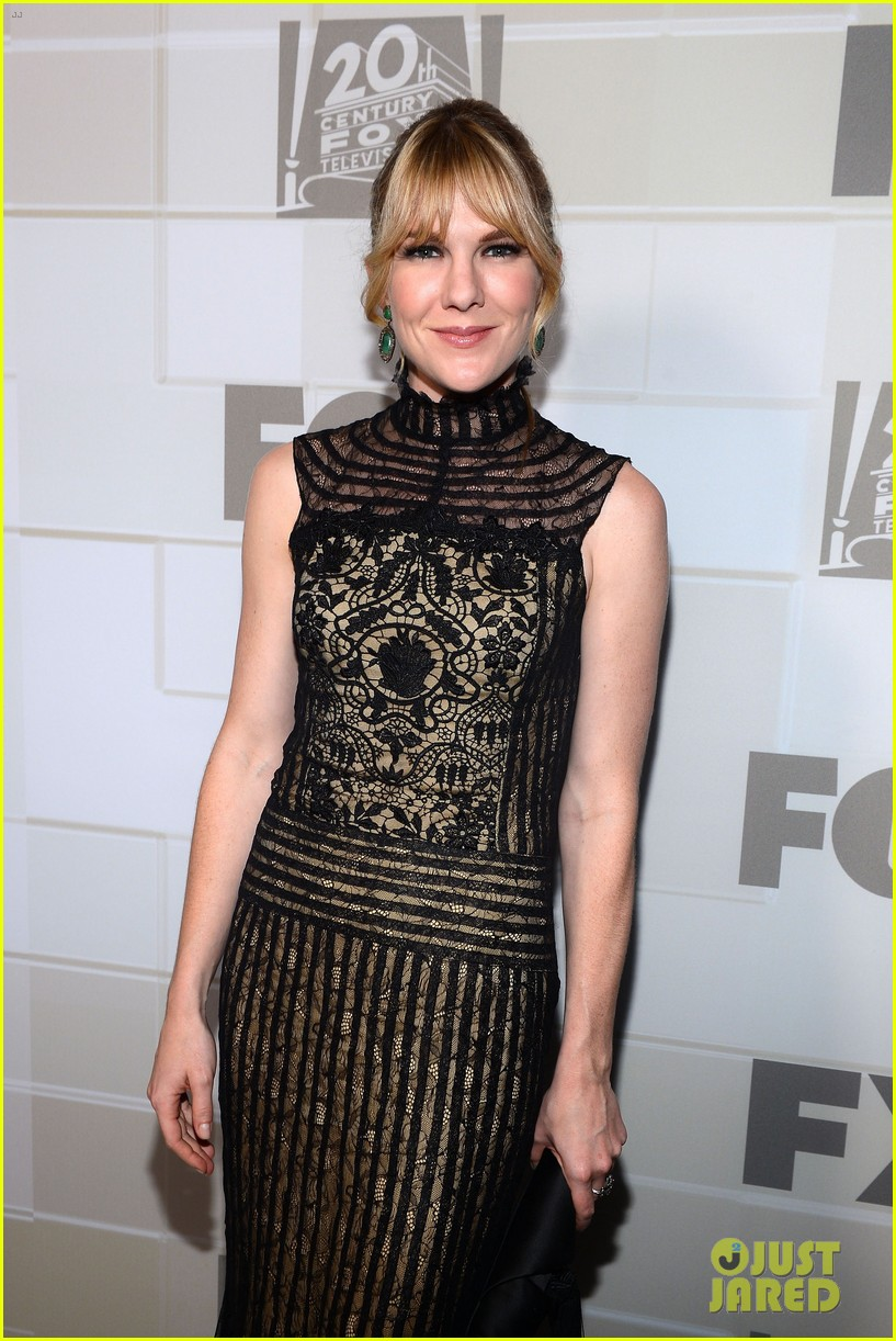 zachary quinto lily rabe fox emmys after party 03