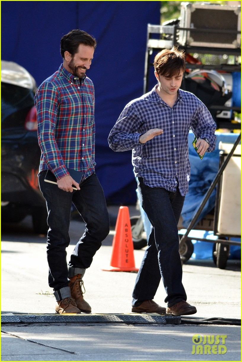 daniel radcliffe f word set 032725215