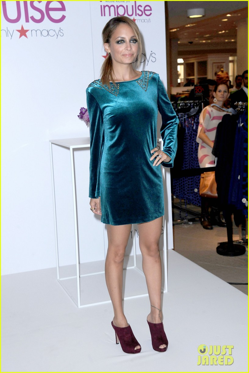 nicole richie new york city appearances 05