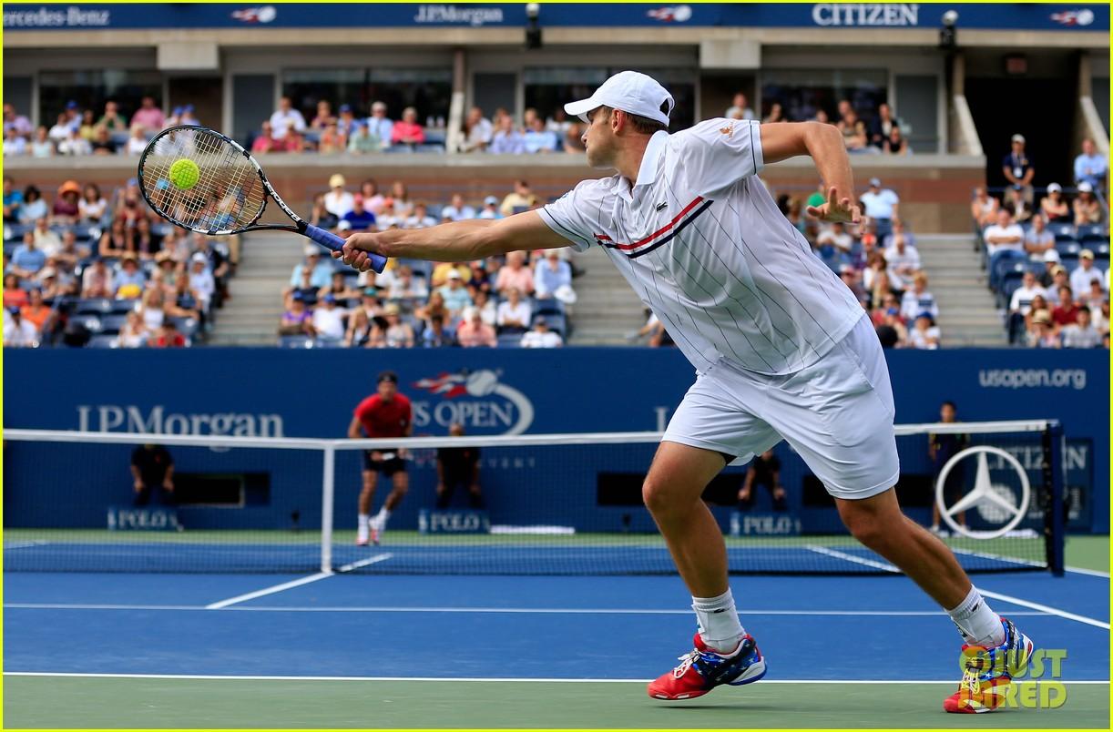 andy roddick plays final tennis match brooklyn decker cries 20