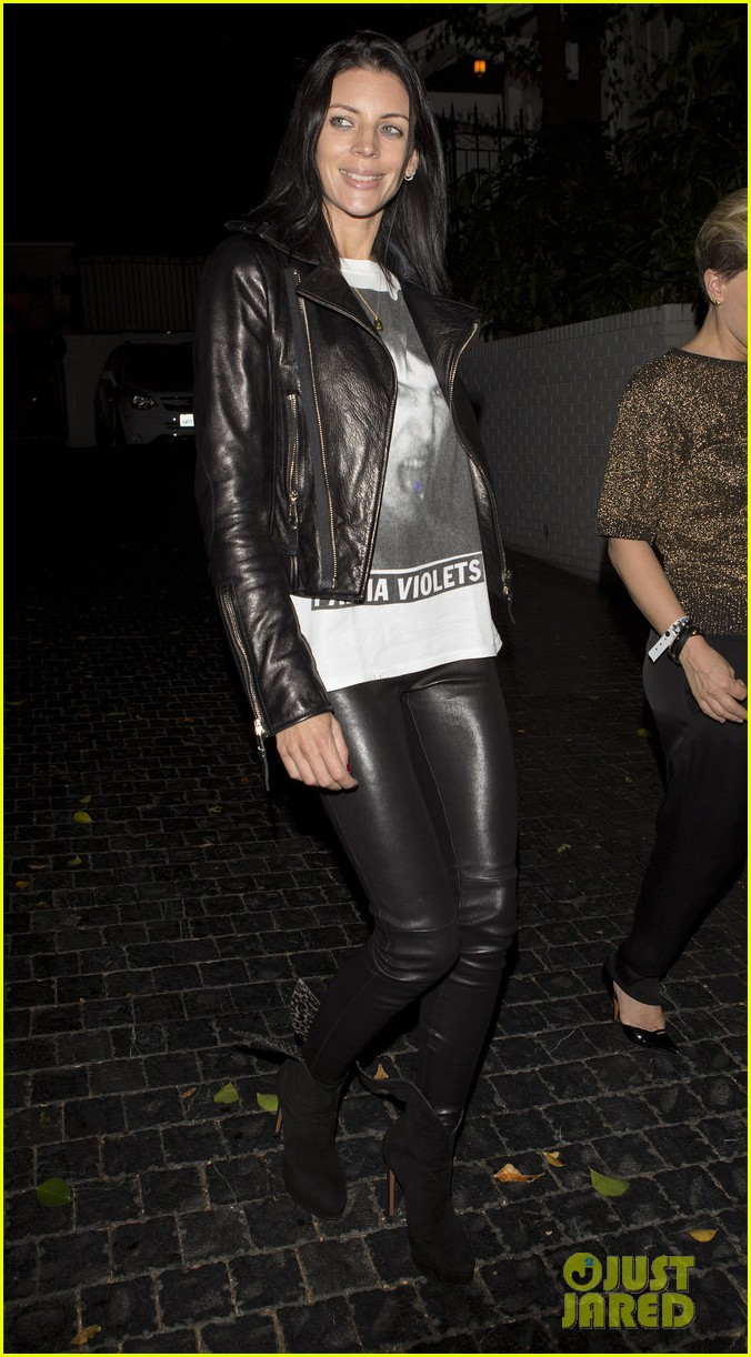 liberty ross chateau marmont leather lady 04