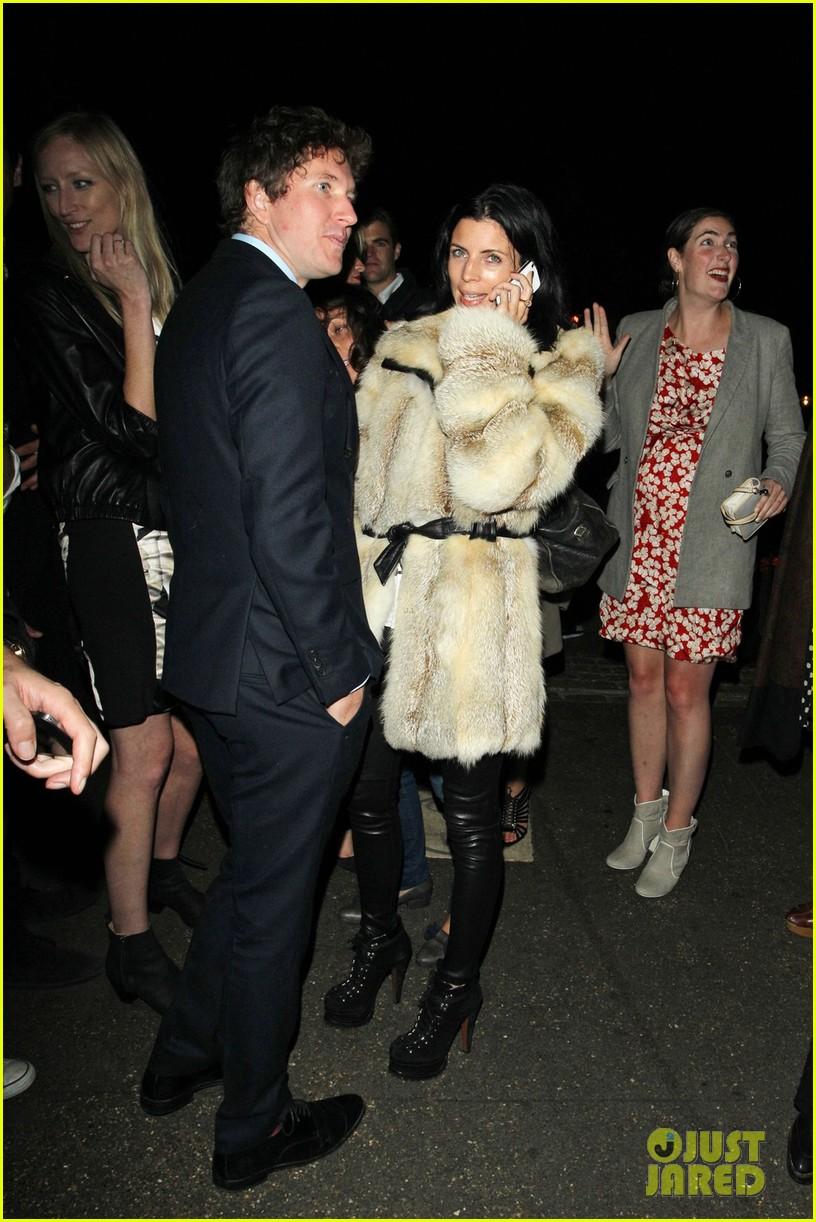 liberty ross serpentine gallery with mystery man 01