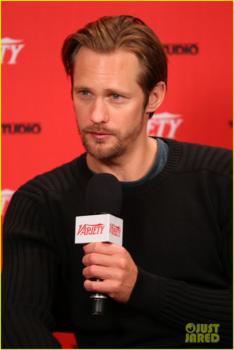 alexander skarsgard variety studio with onata aprile 15