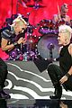 pink gwen stefani abs iheart radio festival collaboration 15