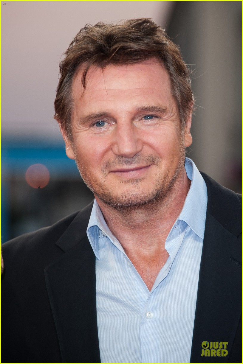Liam Neeson And Olivia Wilde Are Paul Haggis Third Person: Liam Neeson Talks About DeBlasio's Effort To Get Rid Of