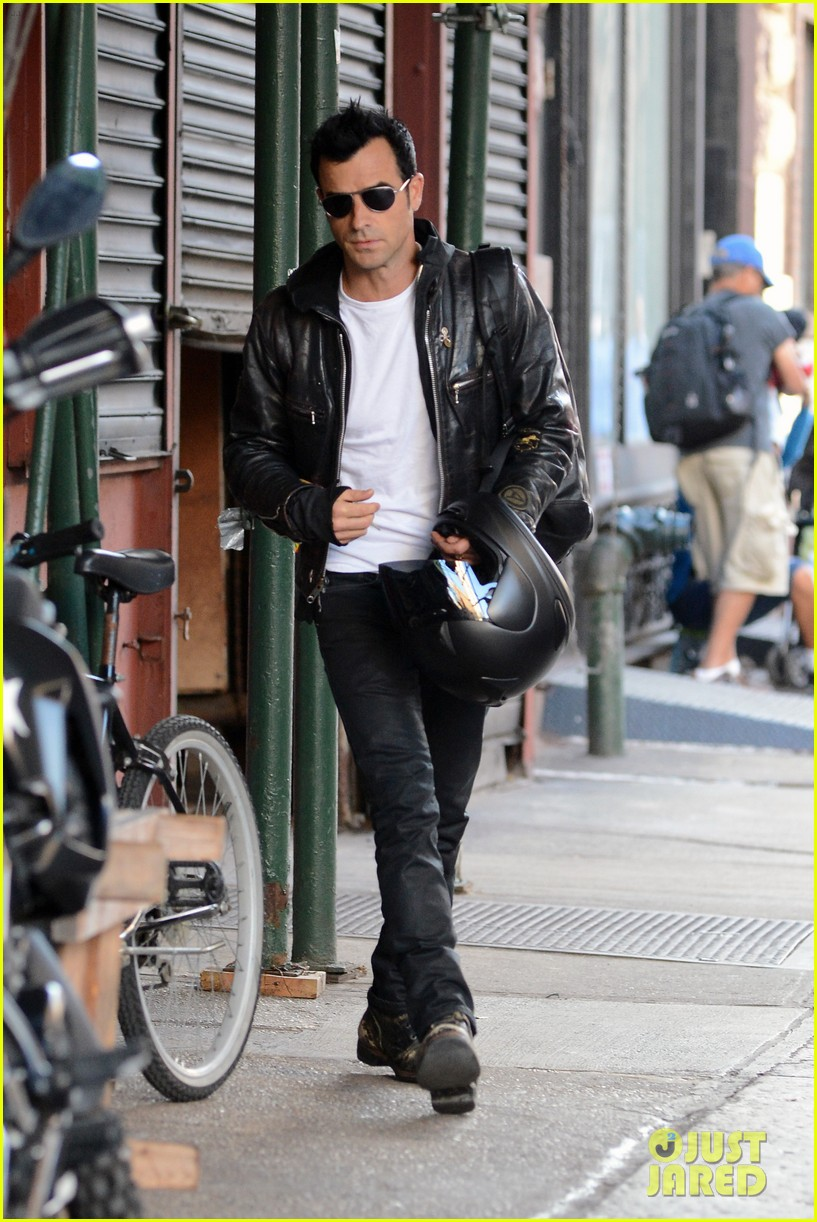 justin theroux manhattan motor man 01