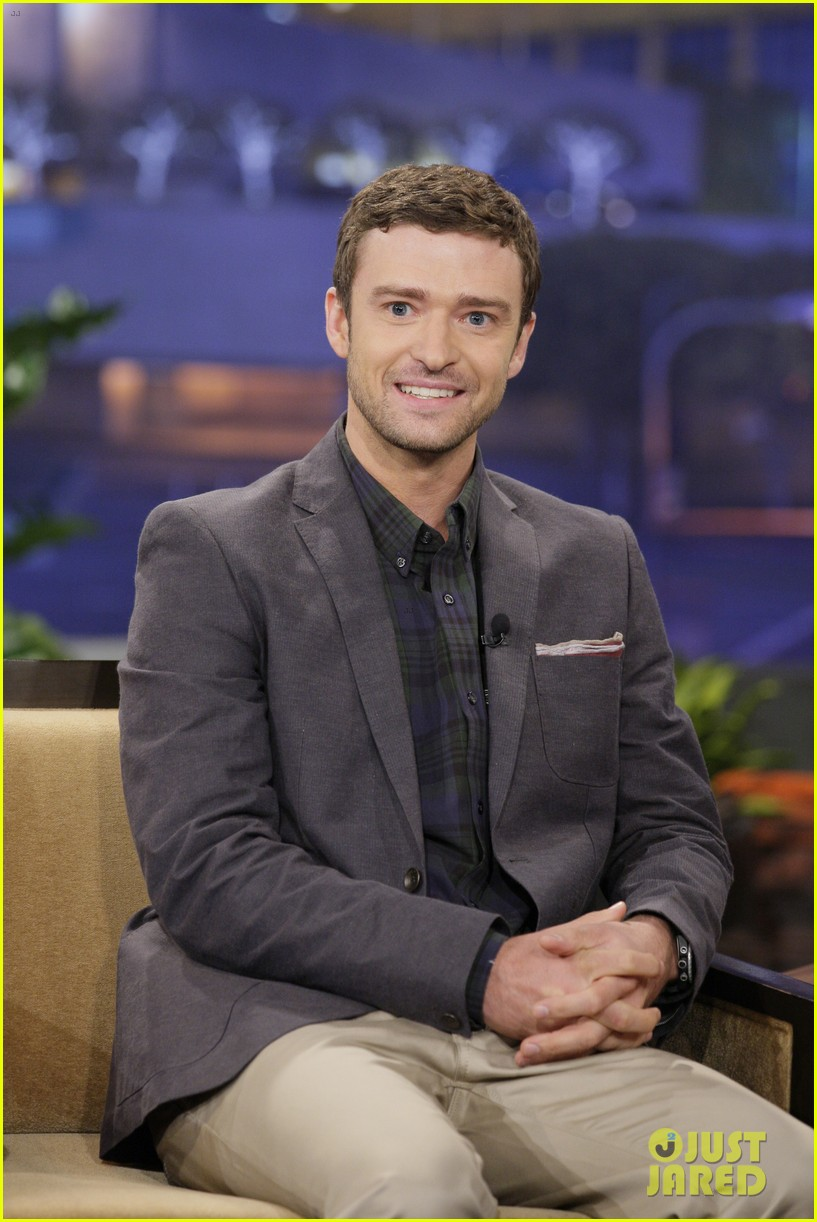 justin timberlake tonight show with jay leno appearance 022724626