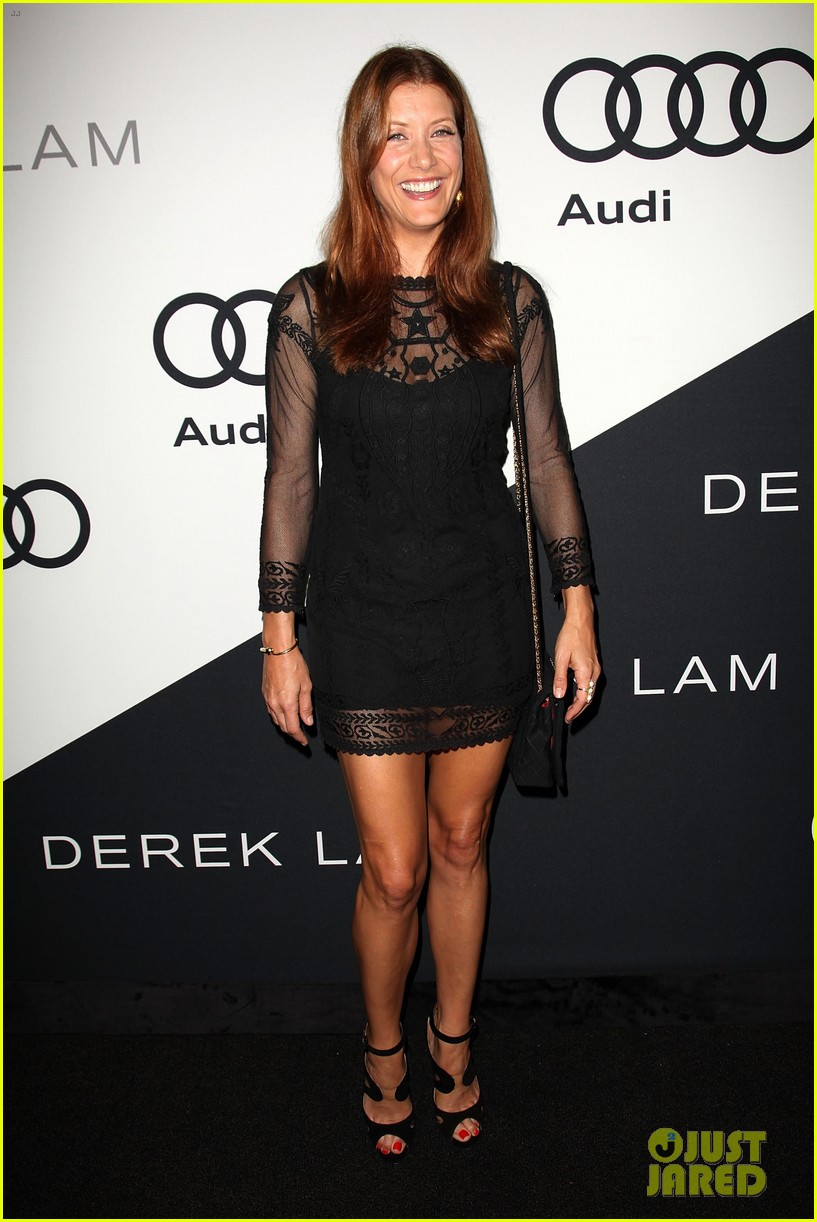 kate walsh rumer willis audi 2012 emmy awards party 04