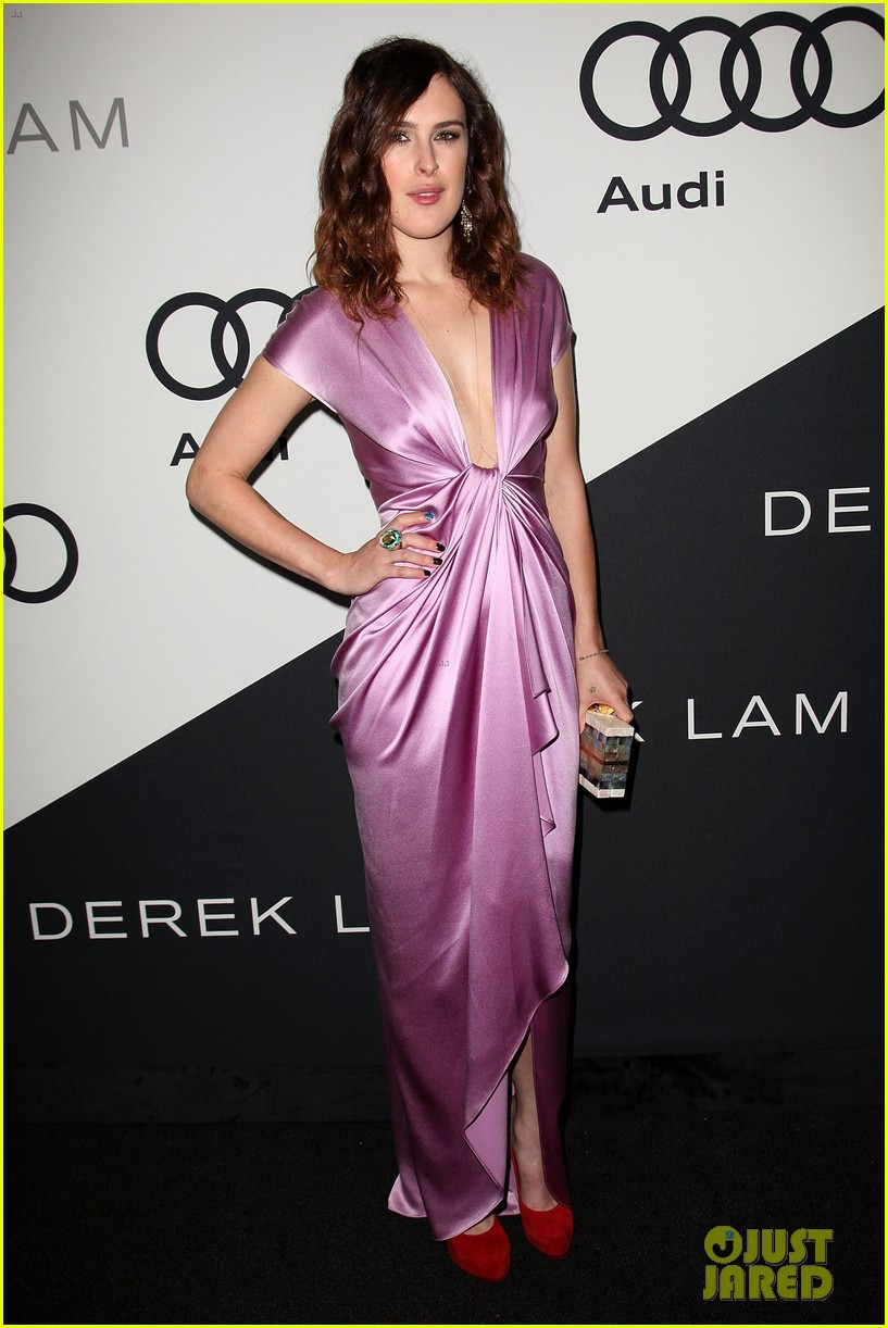 kate walsh rumer willis audi 2012 emmy awards party 15
