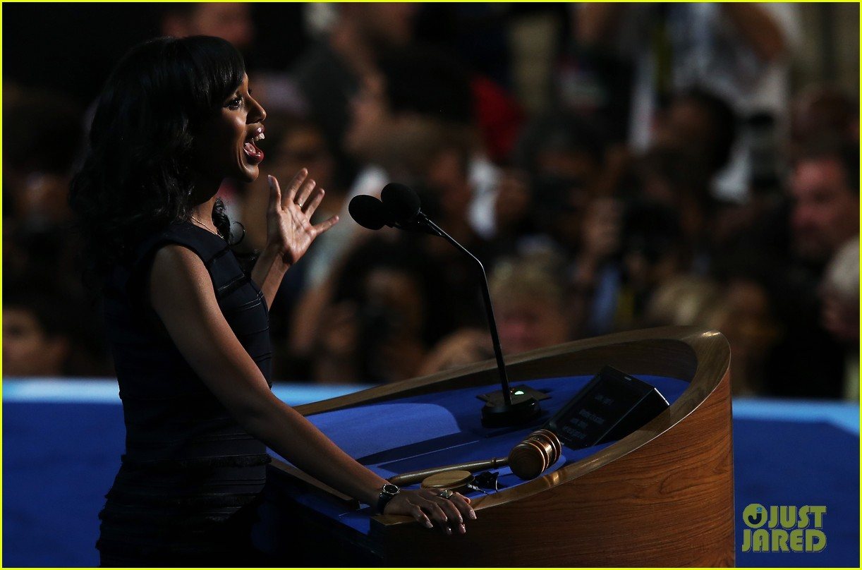 kerry washington speech democratic national convention 08