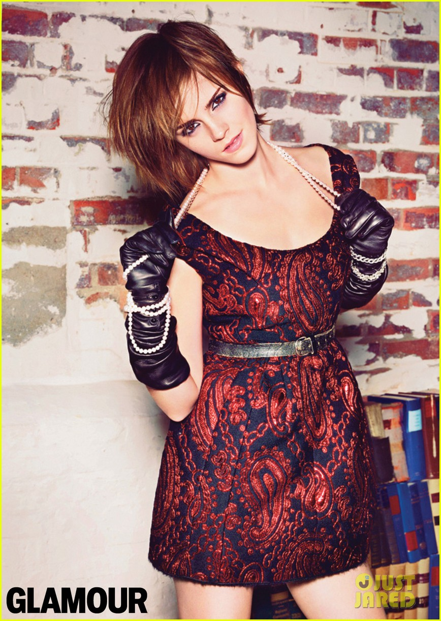 emma watson covers glamour october 2012 01