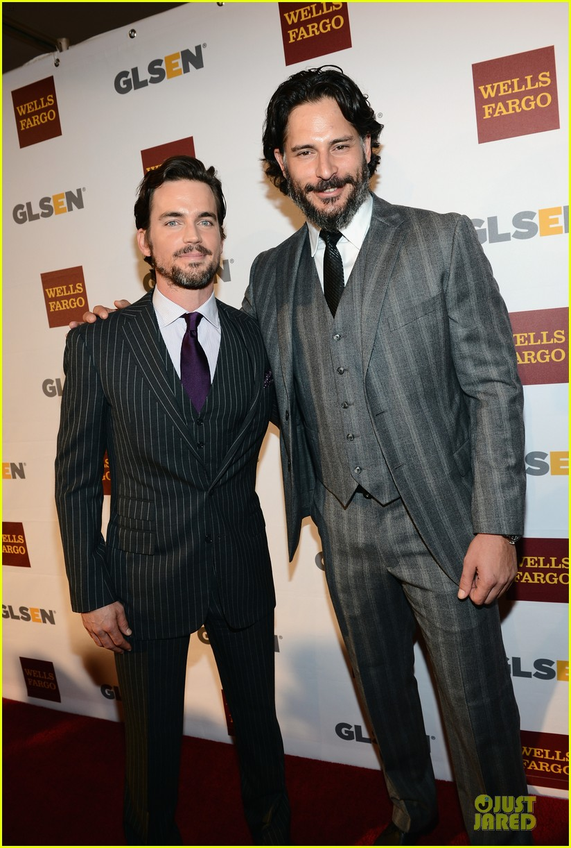 amy adams joe manganiello glsen awards 092733725