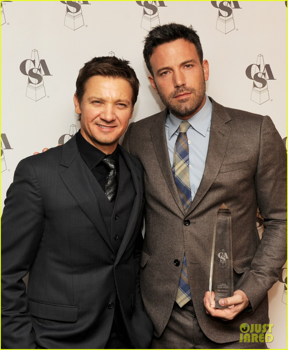ben affleck jeremy renner casting society awards 02