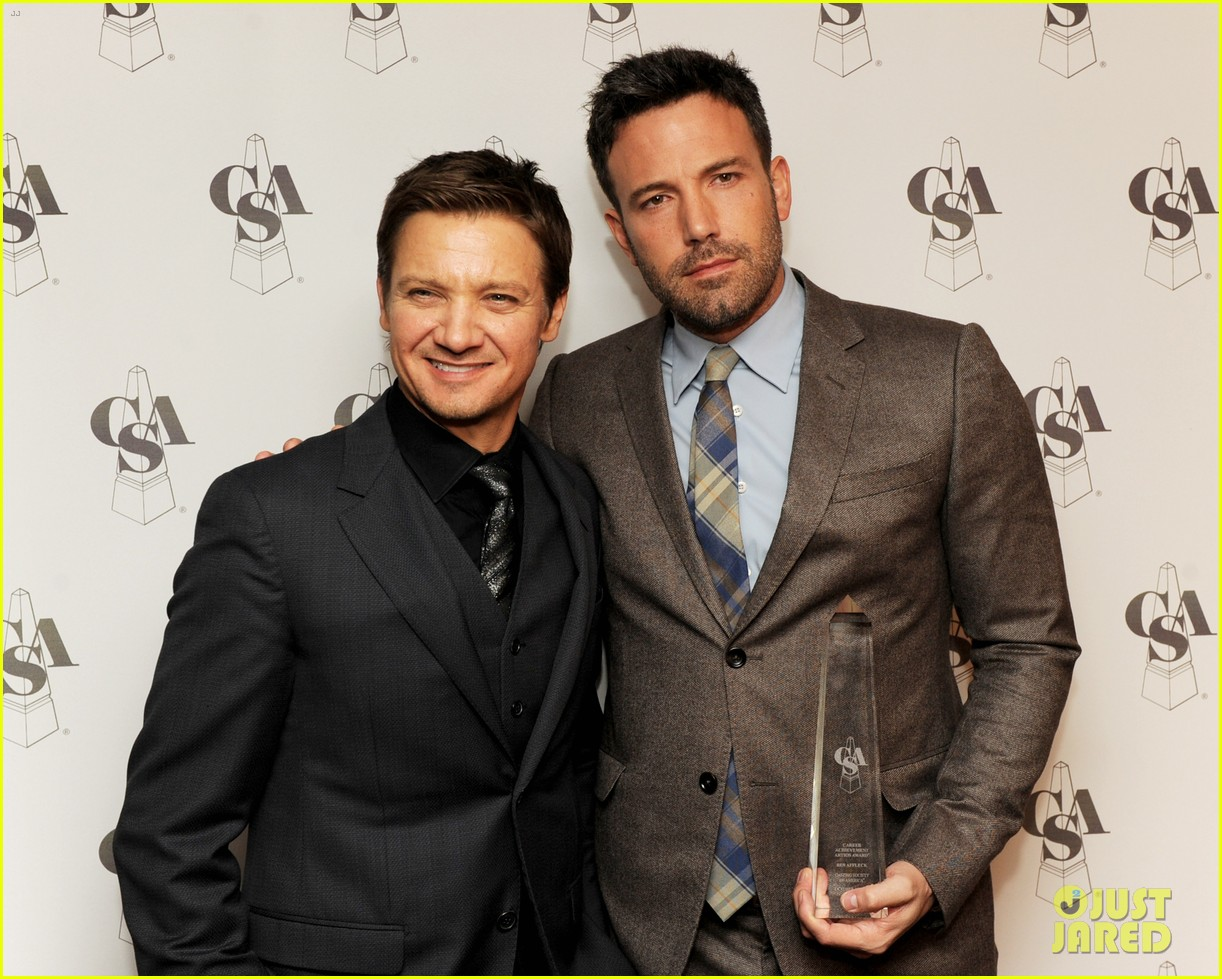 ben affleck jeremy renner casting society awards 172748368