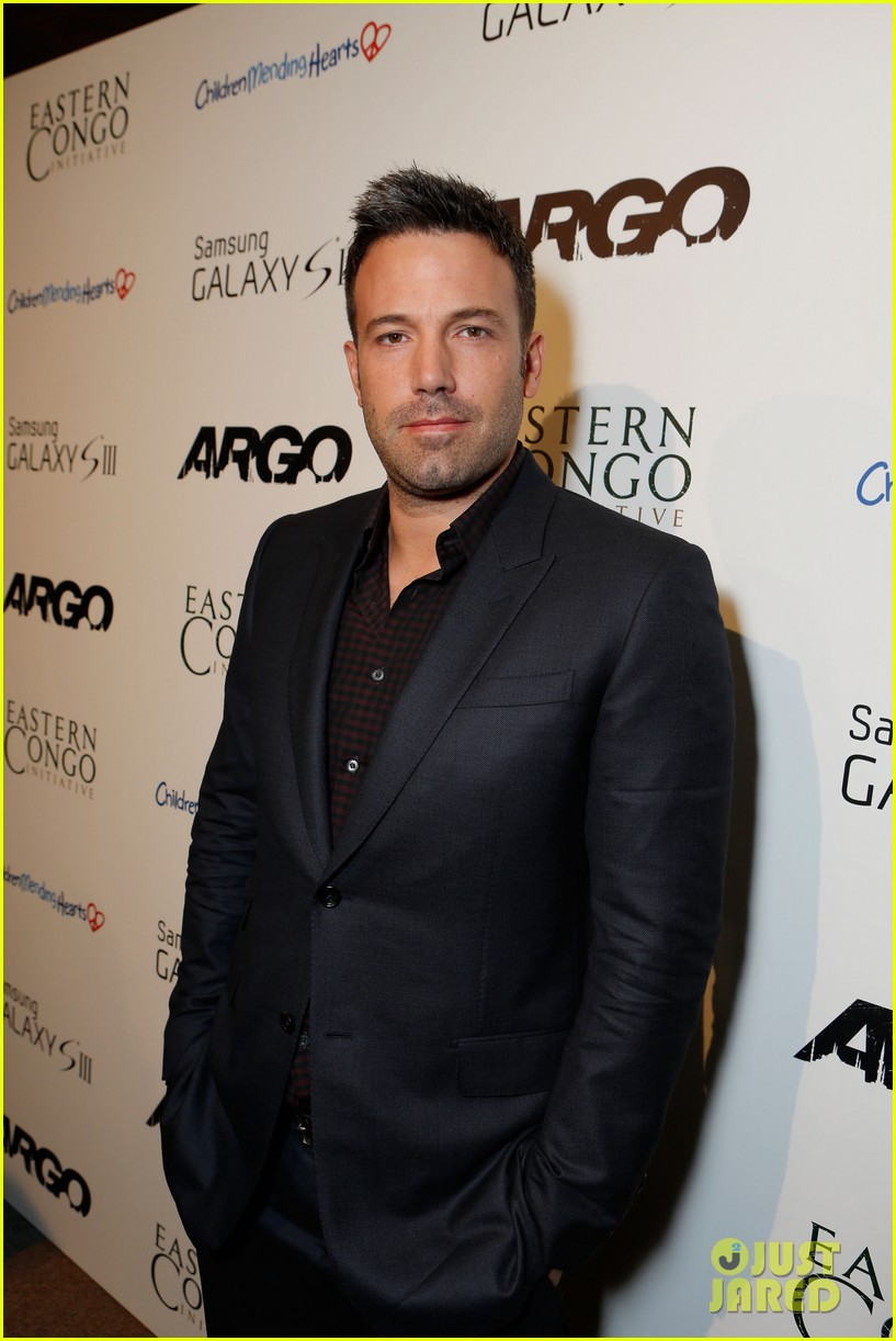 ben affleck argo chartiy screening 012736952
