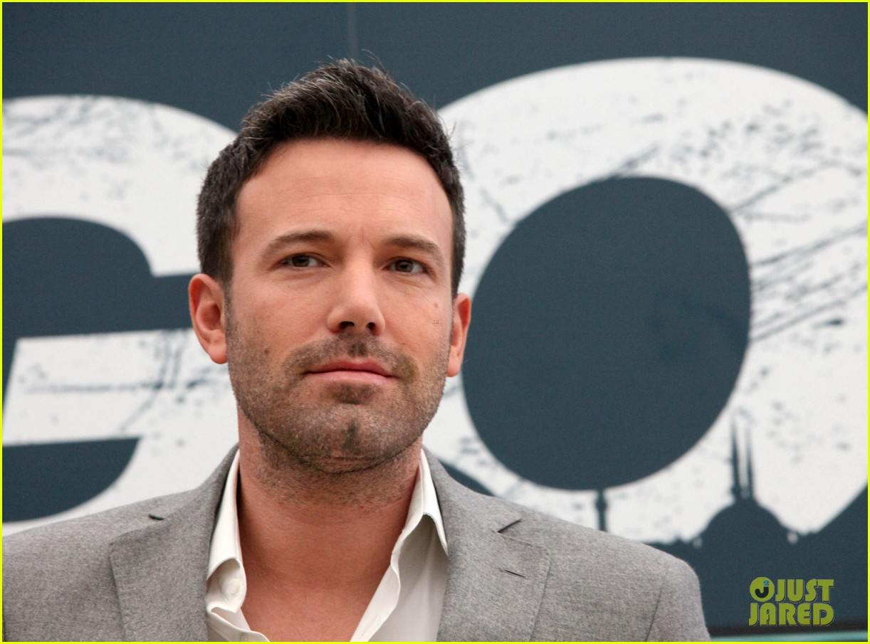 ben affleck argo rome photo call 07