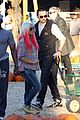 christina aguilera matthew rutler mr bones pumpkin patch with max 01