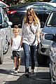 jessica alba honor warren mommy day 13