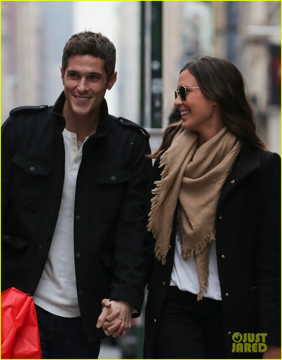 dave annable odette soho shopping spree 04
