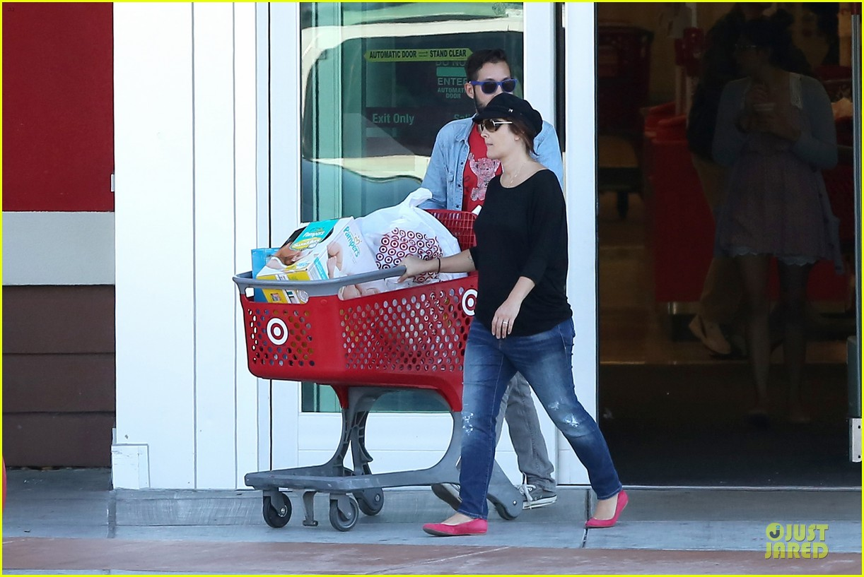 drew barrymore will kopelman post baby lunch 11